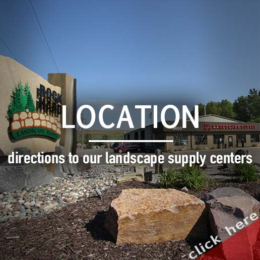 Rock Hard Landscape Supply Location