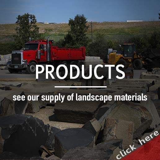 Rock Hard Landscape Supply Products