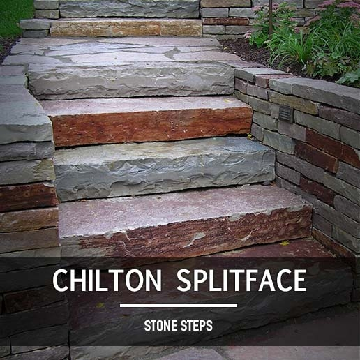 Chilton Splitface Steps