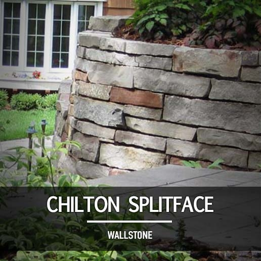 Chilton Splitface Wallstone