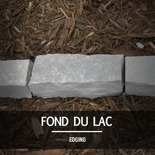 Fond Du Lac Edging