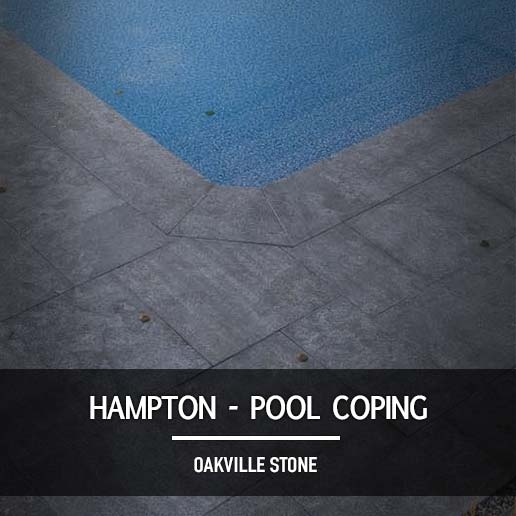 Hampton Limestone Pool Coping