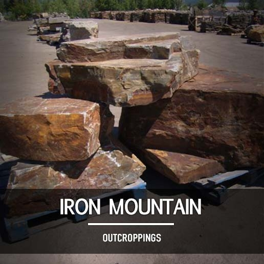 Iron Mountain Outcroppings