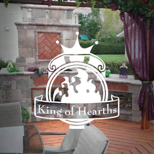 King of Hearths Fireplaces