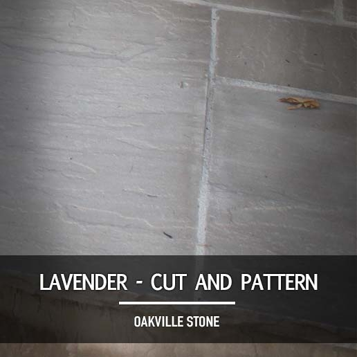 Lavender Cut and Patterned