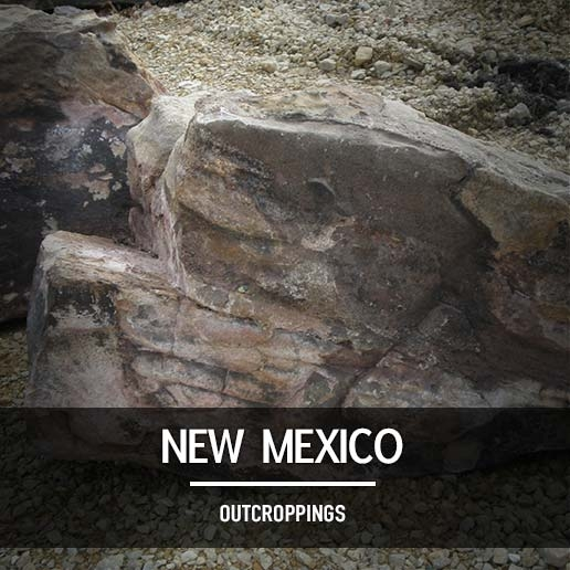New Mexico Outcroppings