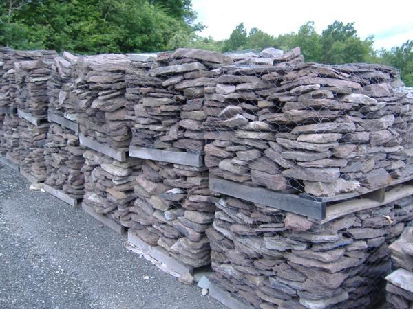 Pennsylvania Fieldstone Wallstone