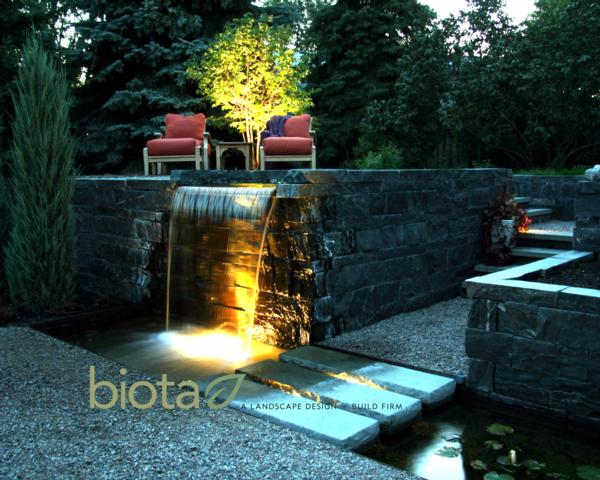 Lighting pond projects for Landscape lighting supply