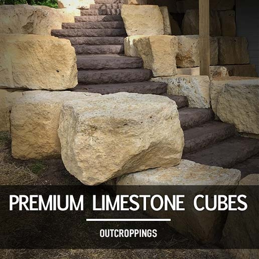 Premium limestone for Limestone landscape rock