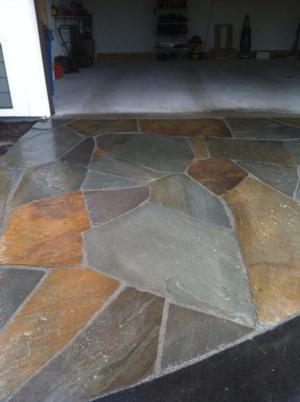 Bluestone Full Color Flagstone