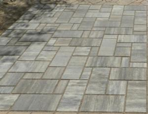 County Materials H2O Pavers
