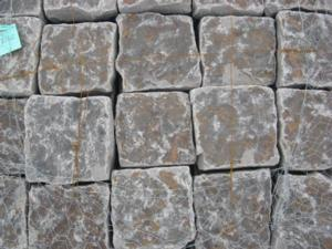 Misty Gray Stone Pavers