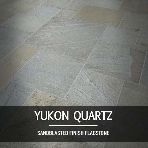Yukon Quartz Sandblasted Finish